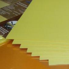 Подложка под ламинат и паркет Стироплекс (аналог Изошума, Арбитона) - толщина 5 мм, листовая, Россия.