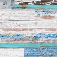 Пробковый ламинат Rcork Digital Print cork Country Aquamarine