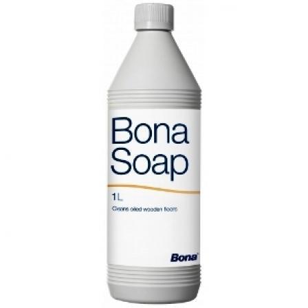 Средства по уходу Bona Soap для масляных полов