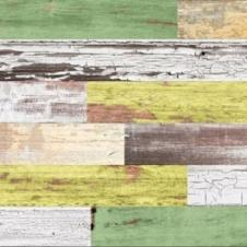 Пробковый ламинат Rcork Digital Print cork Country Limegreen