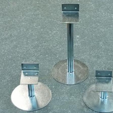 Негорючие металлические регулируемые опоры TEHSTRONG